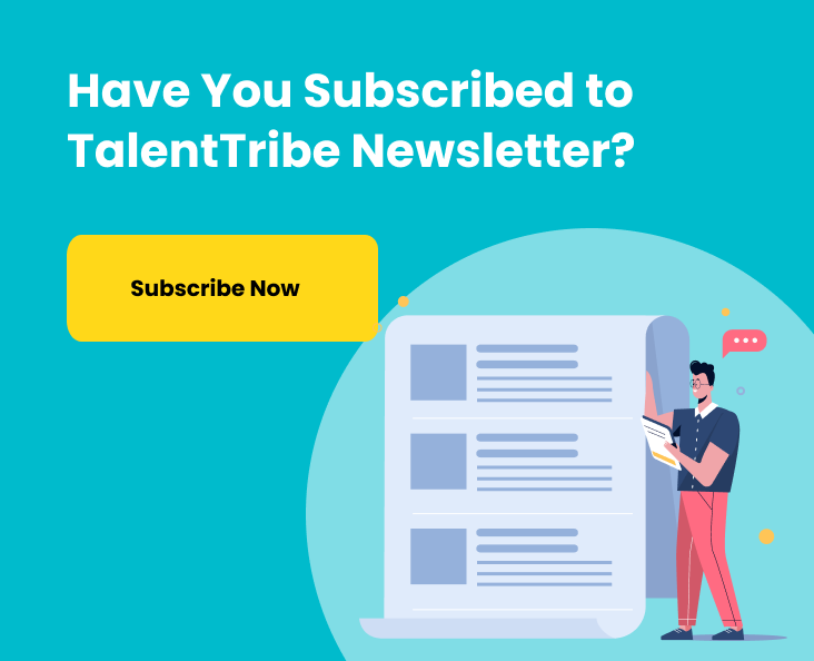 Image Link to TalentTribe's Newsletter Page mobile